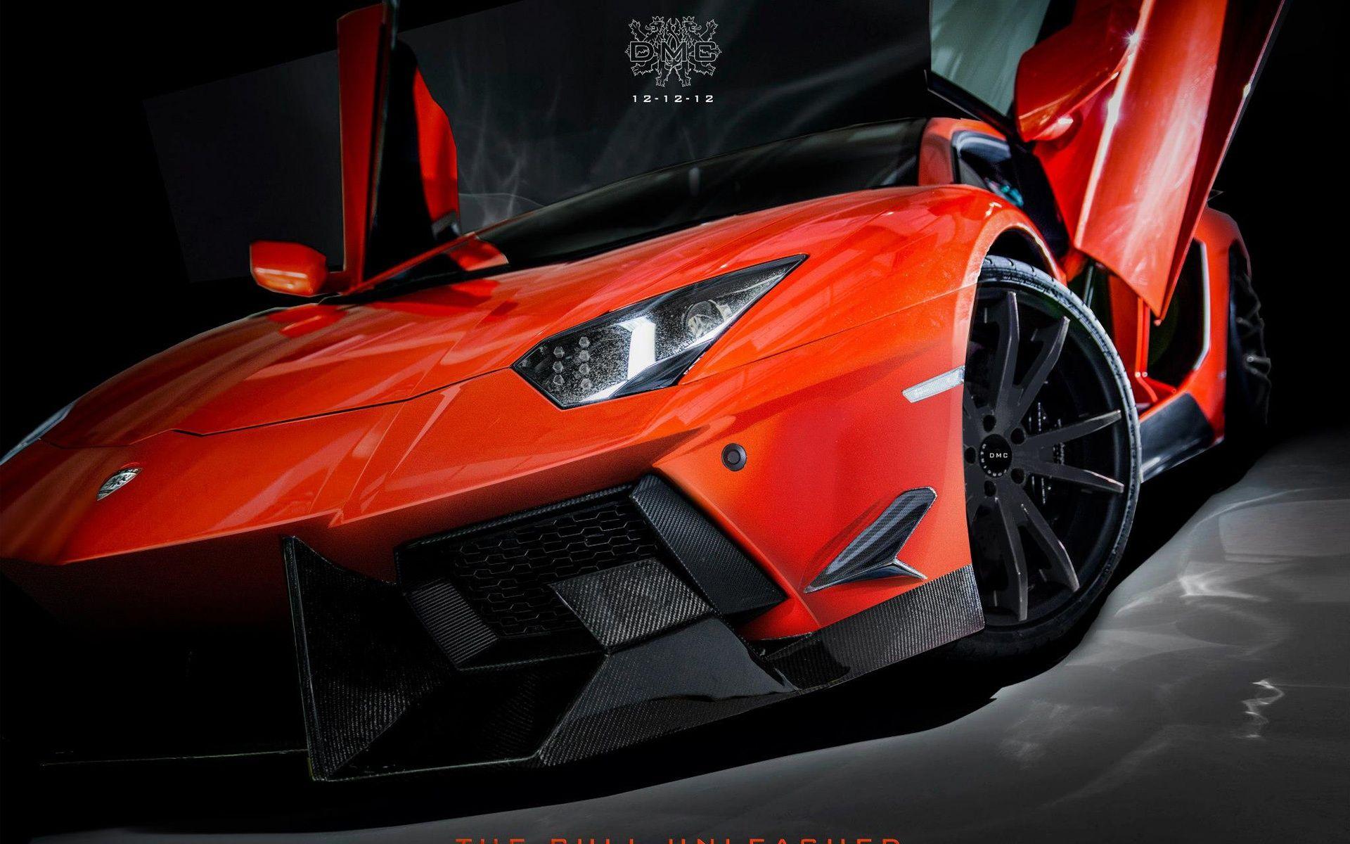 Wallpaper Mobil Sport Lamborghini Sobkerenabis