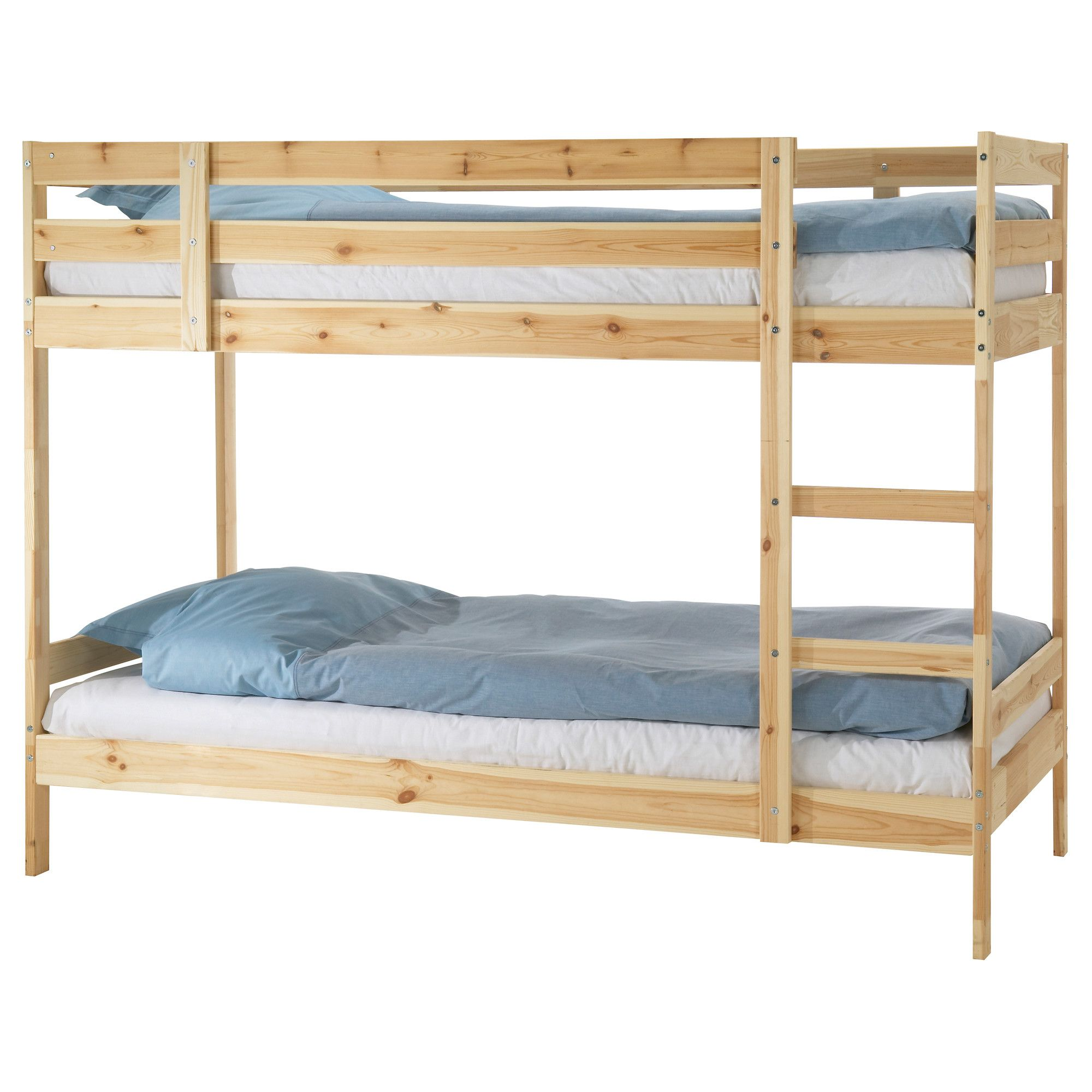 Mydal Bunk Bed Frame Pine Twin Ikea Bunk Bed Hack Ikea Bunk