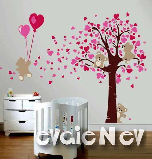 And Boy Jungle Monkey Wall Decal Vinyl Nursery Decor With Name Initial Owl Stickers Monkeys Tree Sticker In From Home