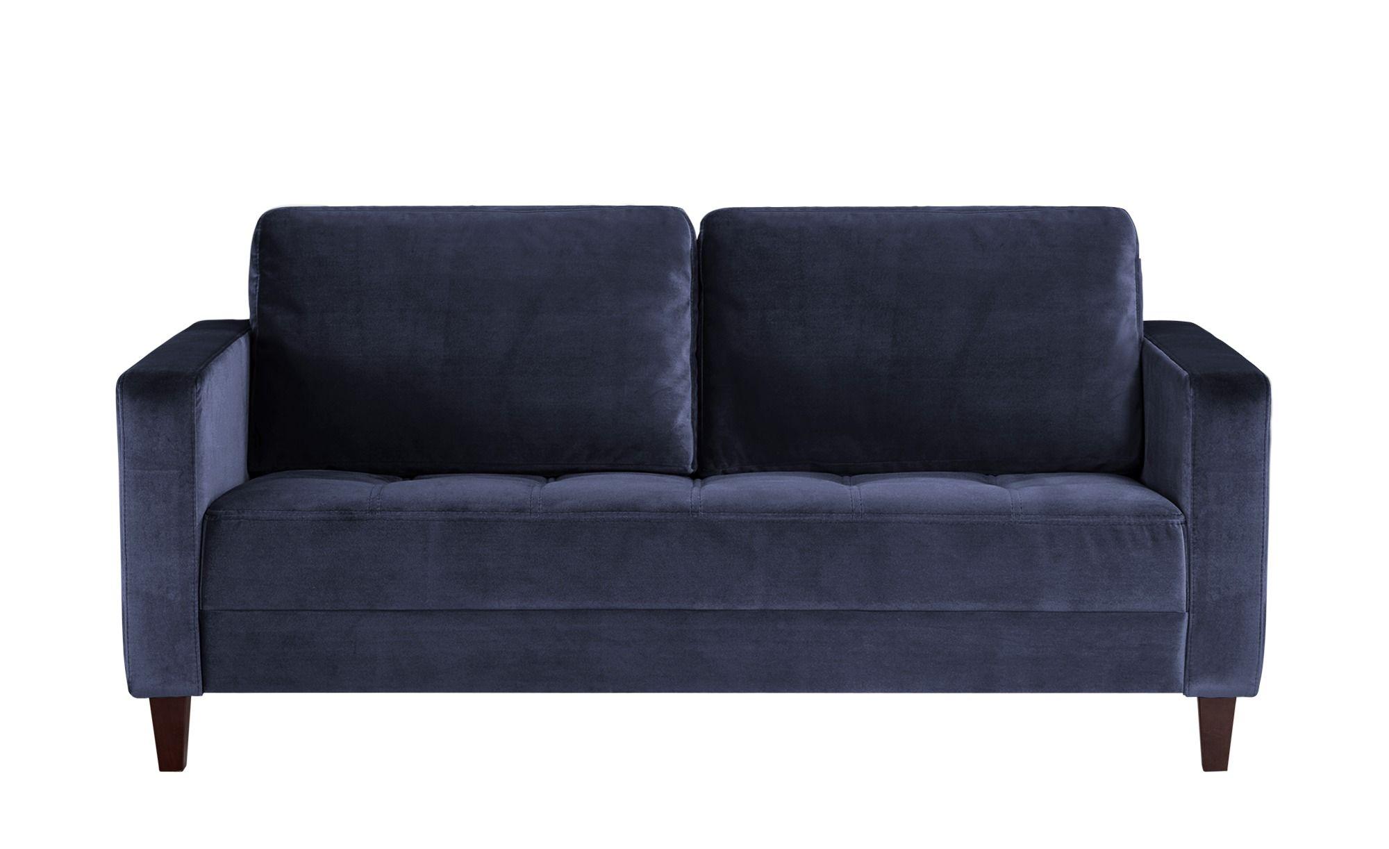 Smart Sofa Gelb Mikrofaser Geradine Sofa Gunstige Sofas Und