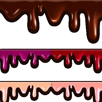 녹은 흐르는 초콜릿 드립 배경 갈색 초콜릿 png 및 벡터 에 대한 무료 다운로드 melting chocolate chocolate drip chocolate melting chocolate