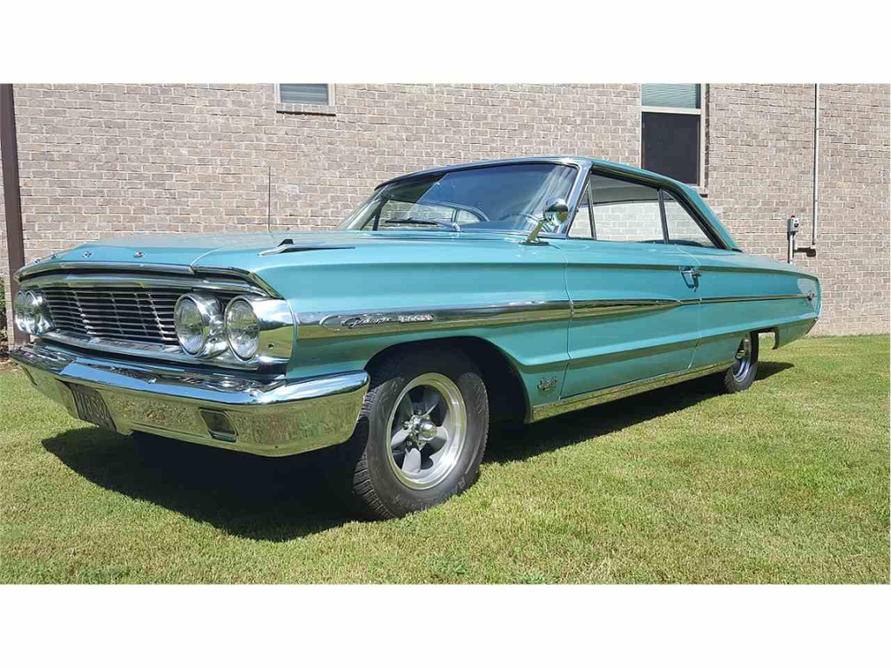1964 Ford Galaxie 500 Xl For Sale Listing Id Cc 1002805 Classiccars Com Driveyourdream Ford Ford Galaxie 500 Galaxie 500 Ford Galaxie