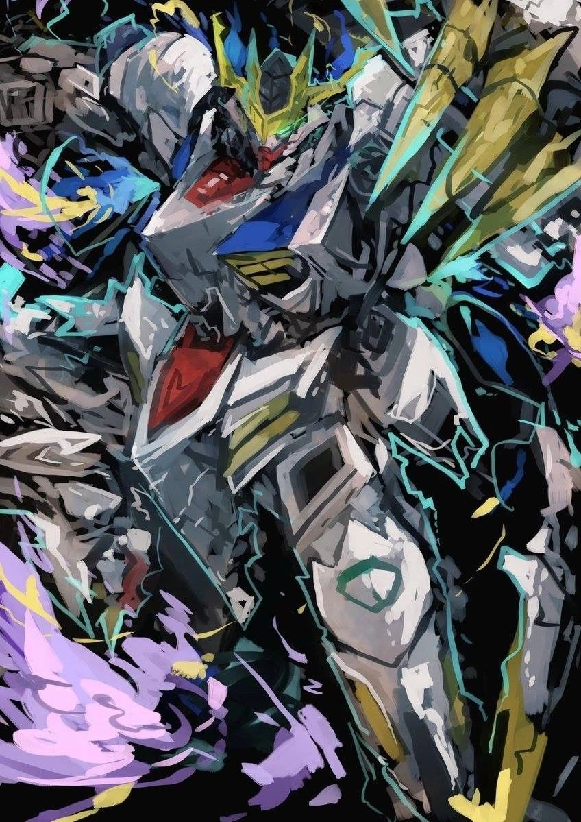 Gundam Barbatos Gundam Wallpapers Gundam Toys Warriors Wallpaper