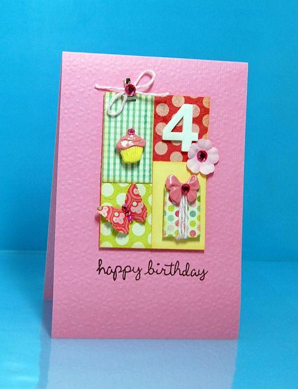 pinjessica bavier on cards birthday  card making