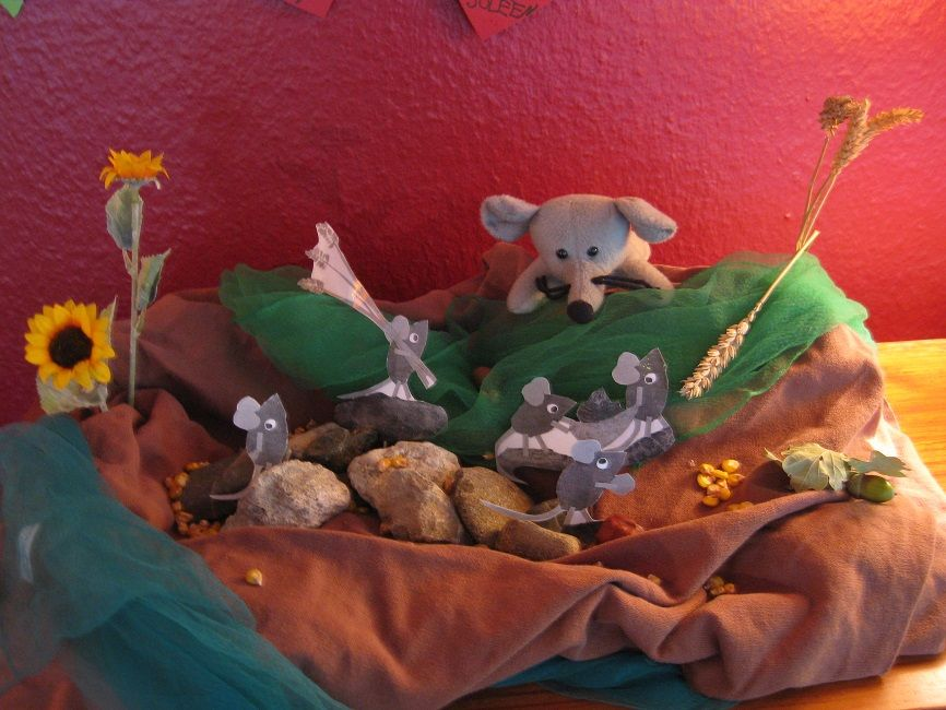 Maus frederick kindergarten google zoeken kiga herbst for Projekte im kindergarten herbst