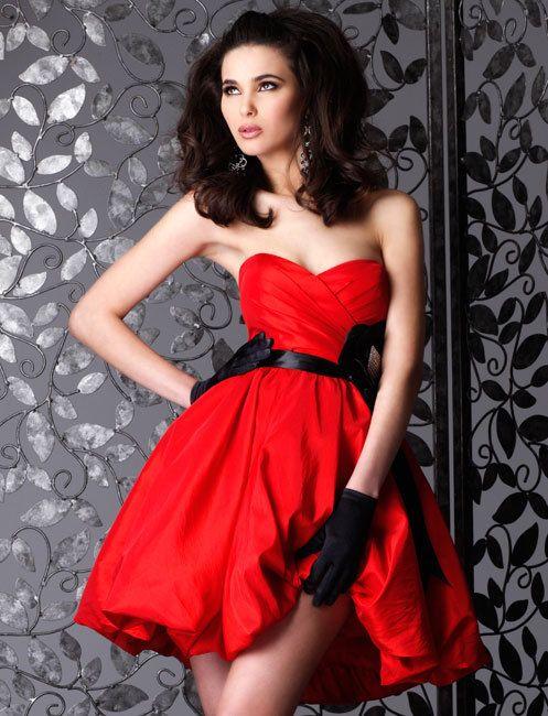 vestidos de formatura curtos e vermelhos - Pesquisa Google ...