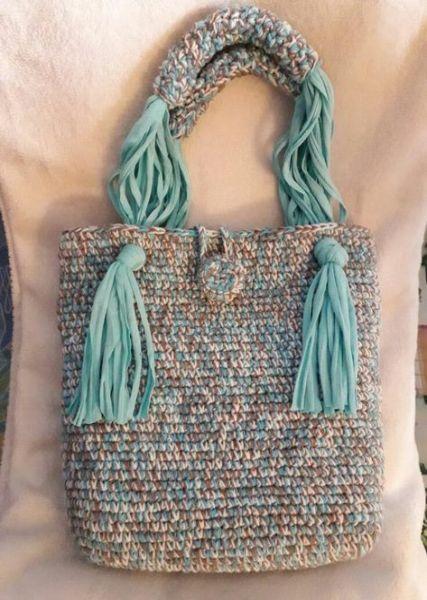 62 Ideas Crochet Bag Strap Handbags #crochethandbags