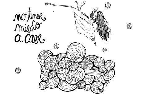 Sorteo Libro para colorear: Chicas de papel