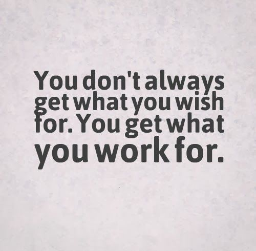 You can always dream but you only really get what you work hard so much for. #BusinessRegistrationHongKong #HK
