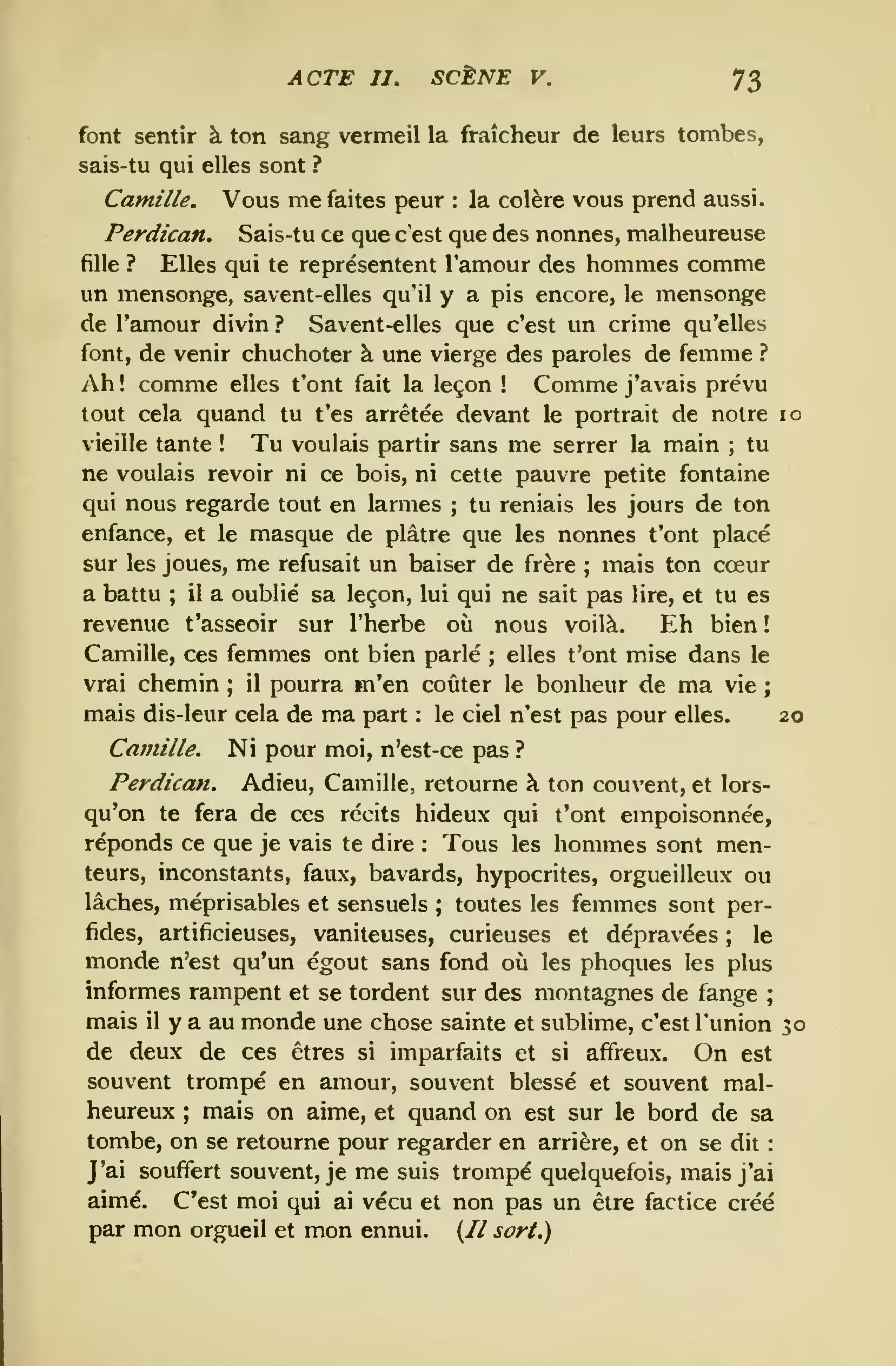 On Ne Badine Pas Avec L Amour Citation : badine, amour, citation, Épinglé, Céline, Written, Colère,, Mensonge,, Amour