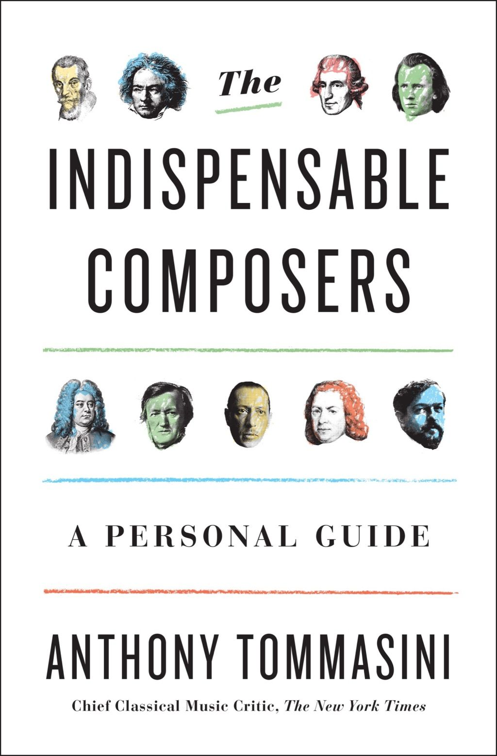 The Indispensable Composers (eBook) Good new books