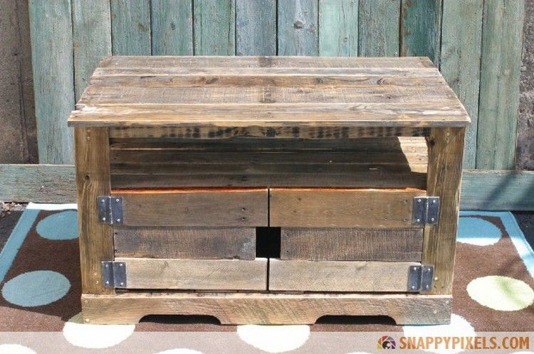 21 Wonderful Used Pallet Projects Wood Pallets Wood