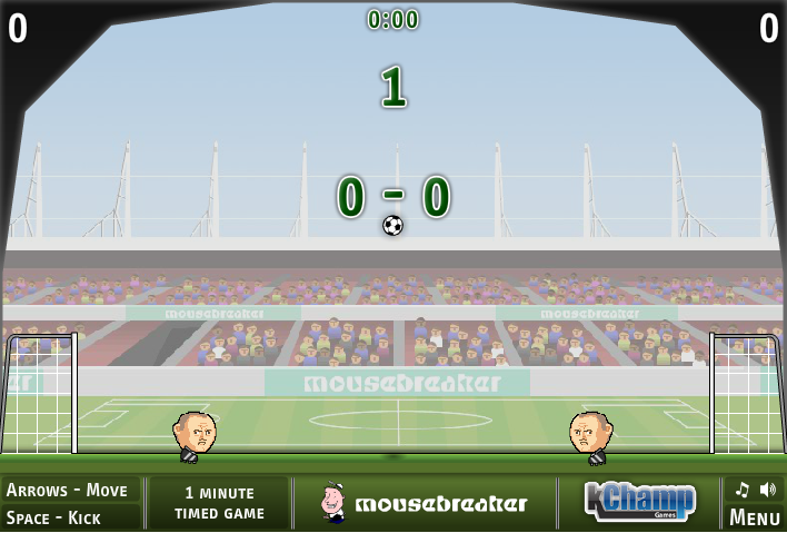 Head Soccer Unblocked Play Big Head Soccer Game Online Head Soccer Football Games To Play Football Games Online