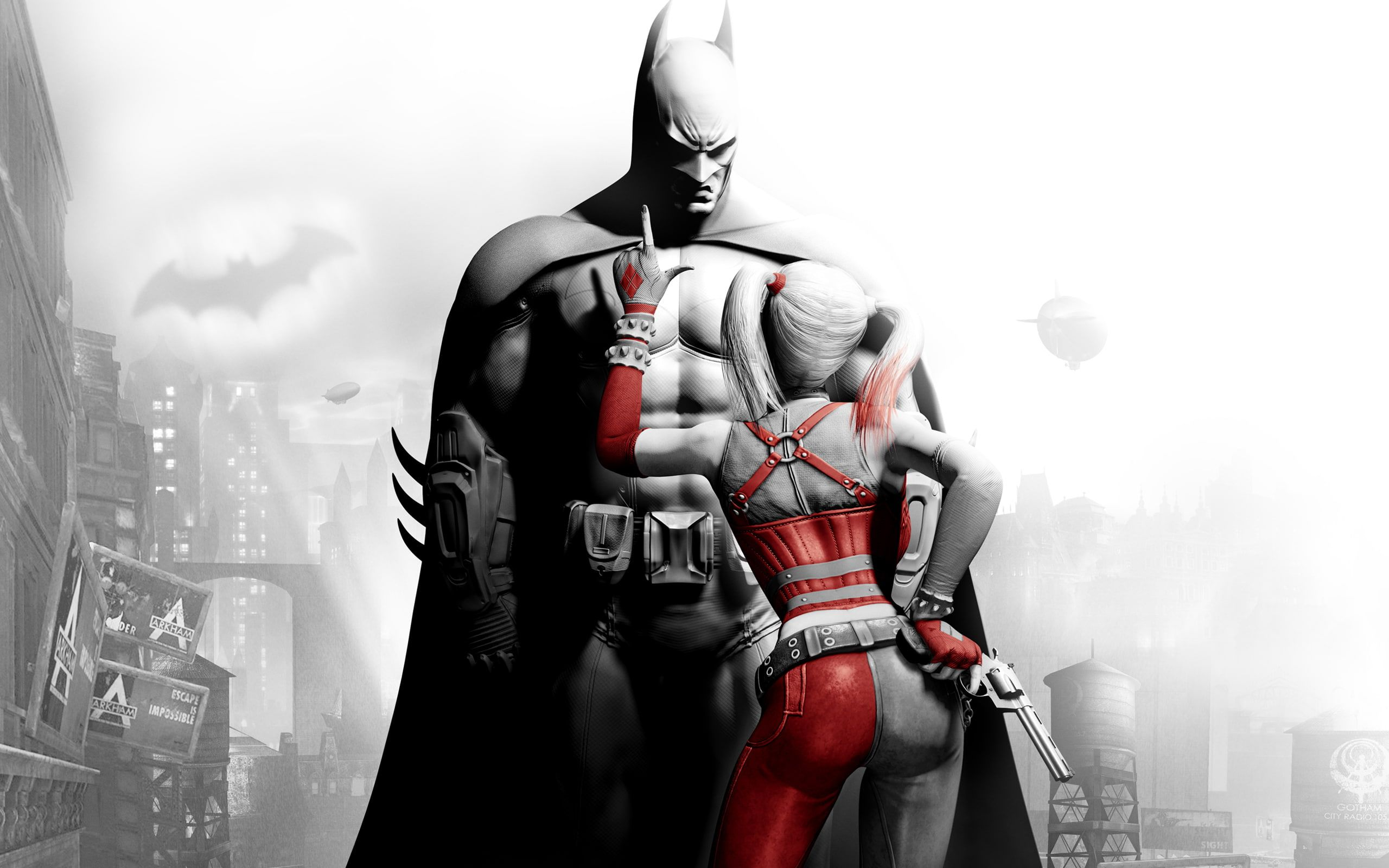 Batman Harley Quinn, batman and harley quin wall art