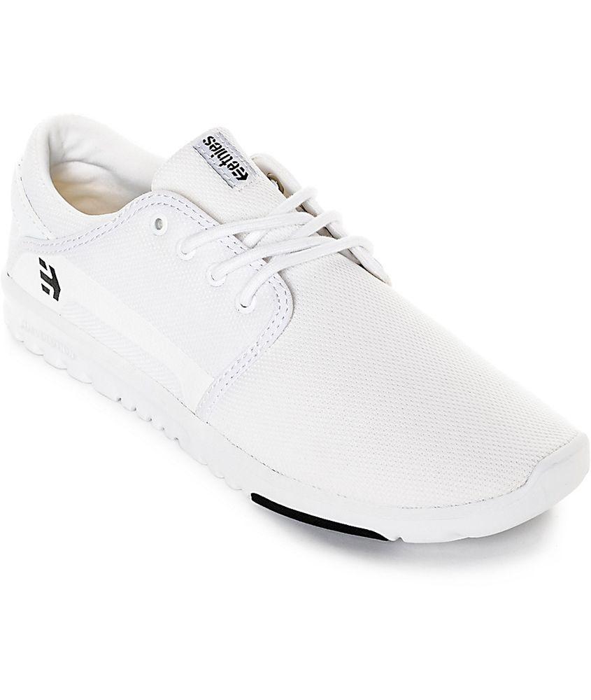 Etnies scout, Mesh shoes
