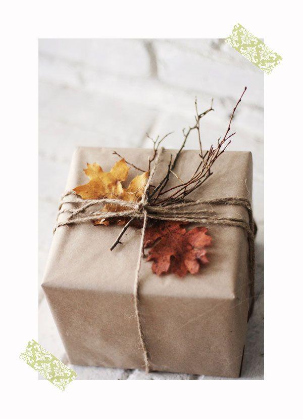 Envolver regalos ¡y triunfar! Más de 75 ideas fáciles Regalos - envoltura de regalos originales