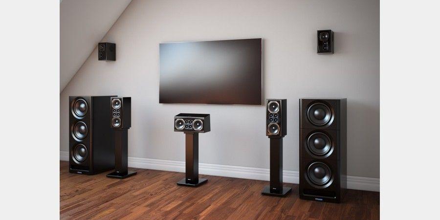 Surround Sound Speakers and HTIB Audioholics HIFI & Audio Pi
