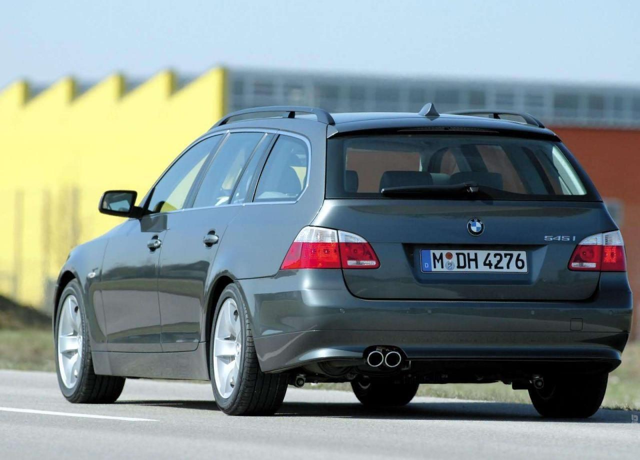 2005 BMW 545i Touring   BMW   Pinterest   Catalog, Touring and BMW