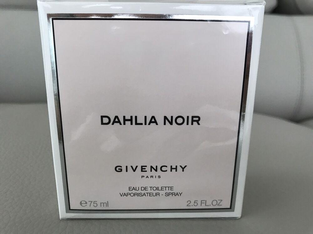 2 Noir Ml De Fl Dahlia Spray Toilette Eau Oz75 5 Paris Givenchy EQCxWBeord