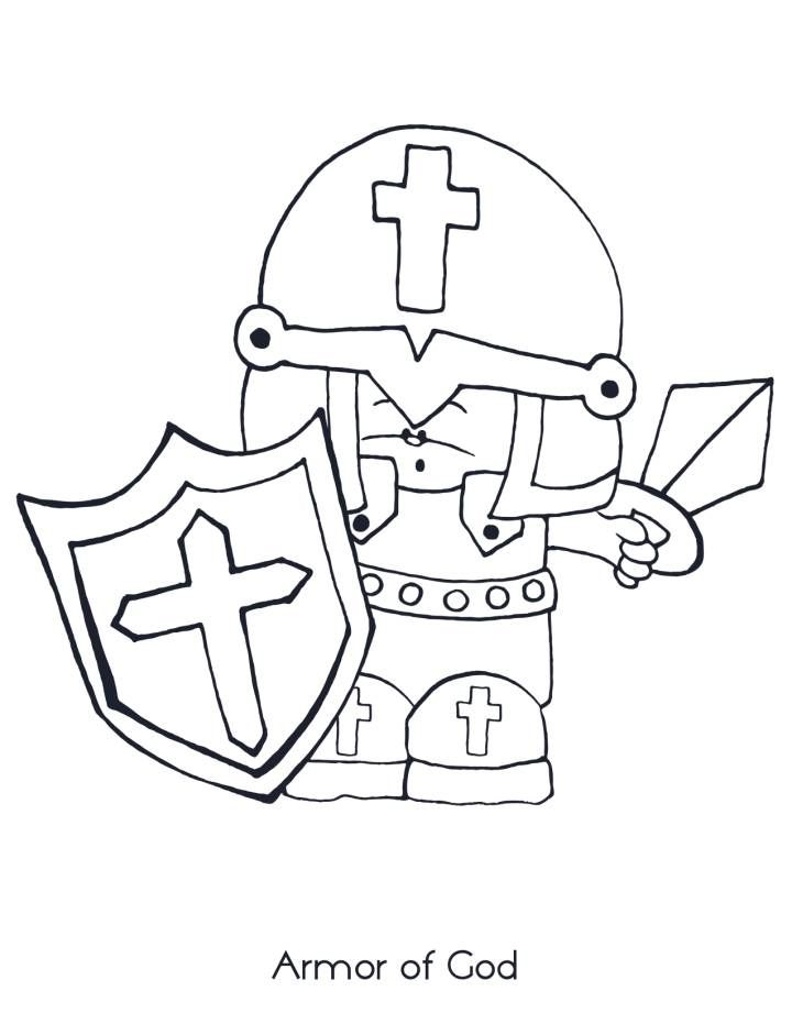 Armadura de Dios para niños - Imagui | manualidades | Pinterest | Bible