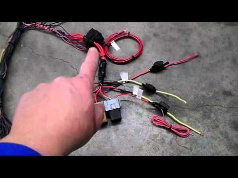 LSx Swap Harness How To Simple & Free DIY Standalone on the Test