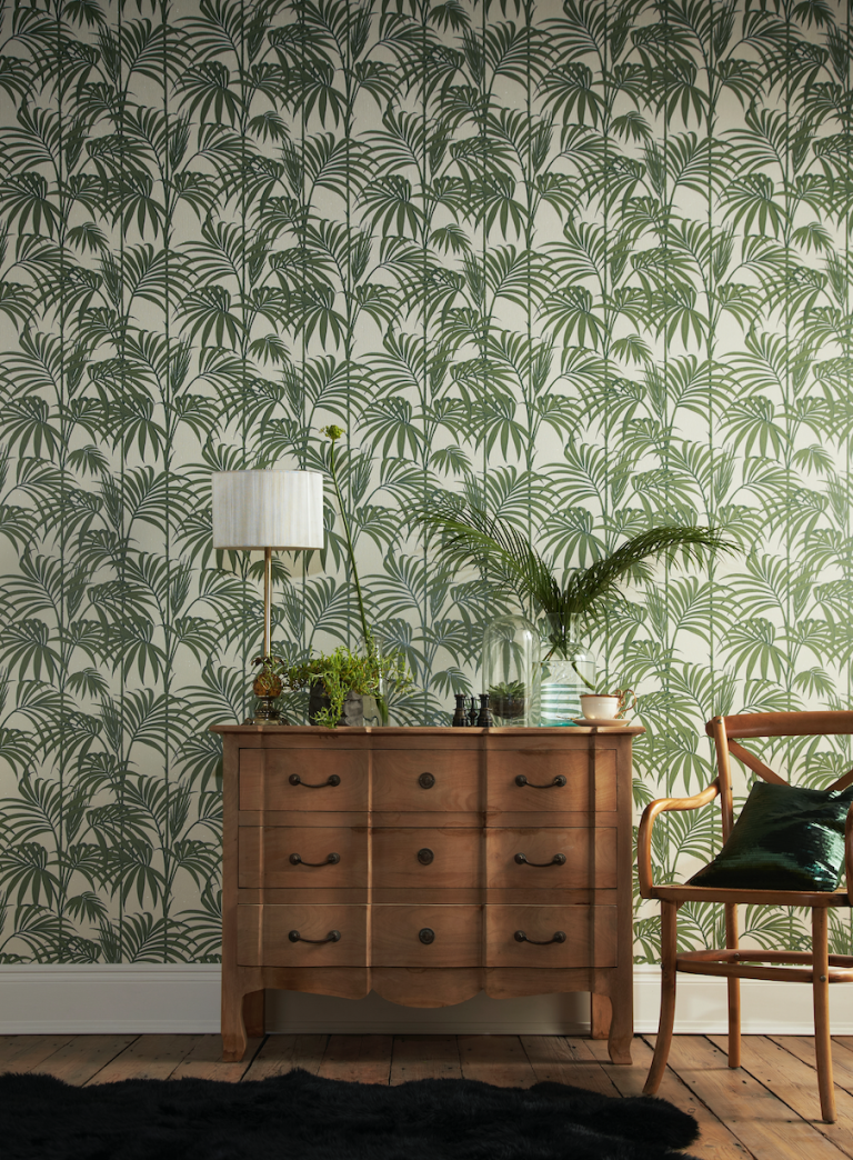 The 2017 Wallpaper Trends That Will Continue Into 2018 Design