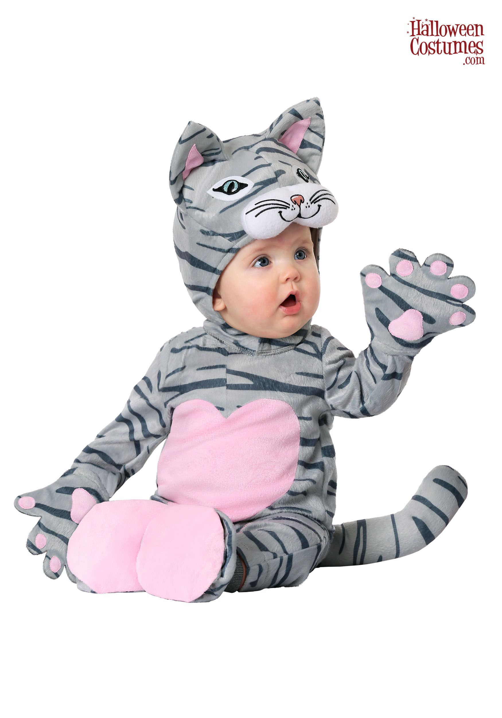 Lovable Kitten Infant Costume Kitten Costumes Best Baby Costumes Baby Costumes