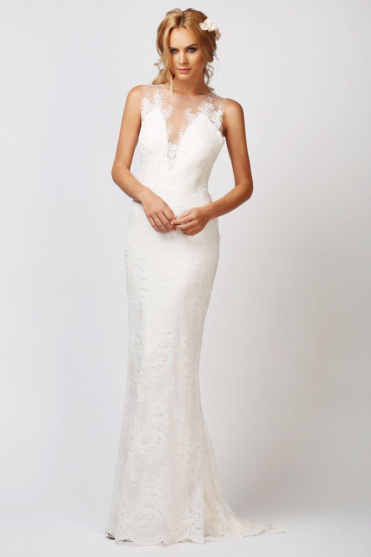 YASMIN   Wedding   Pinterest   Wedding dresses brisbane, Bridal ...
