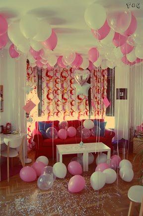15 a os sin fiesta xv pinterest 15 a os a os y fiestas - Decoracion con globos 50 anos ...