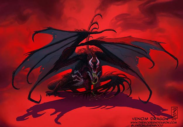 Venom Dragon