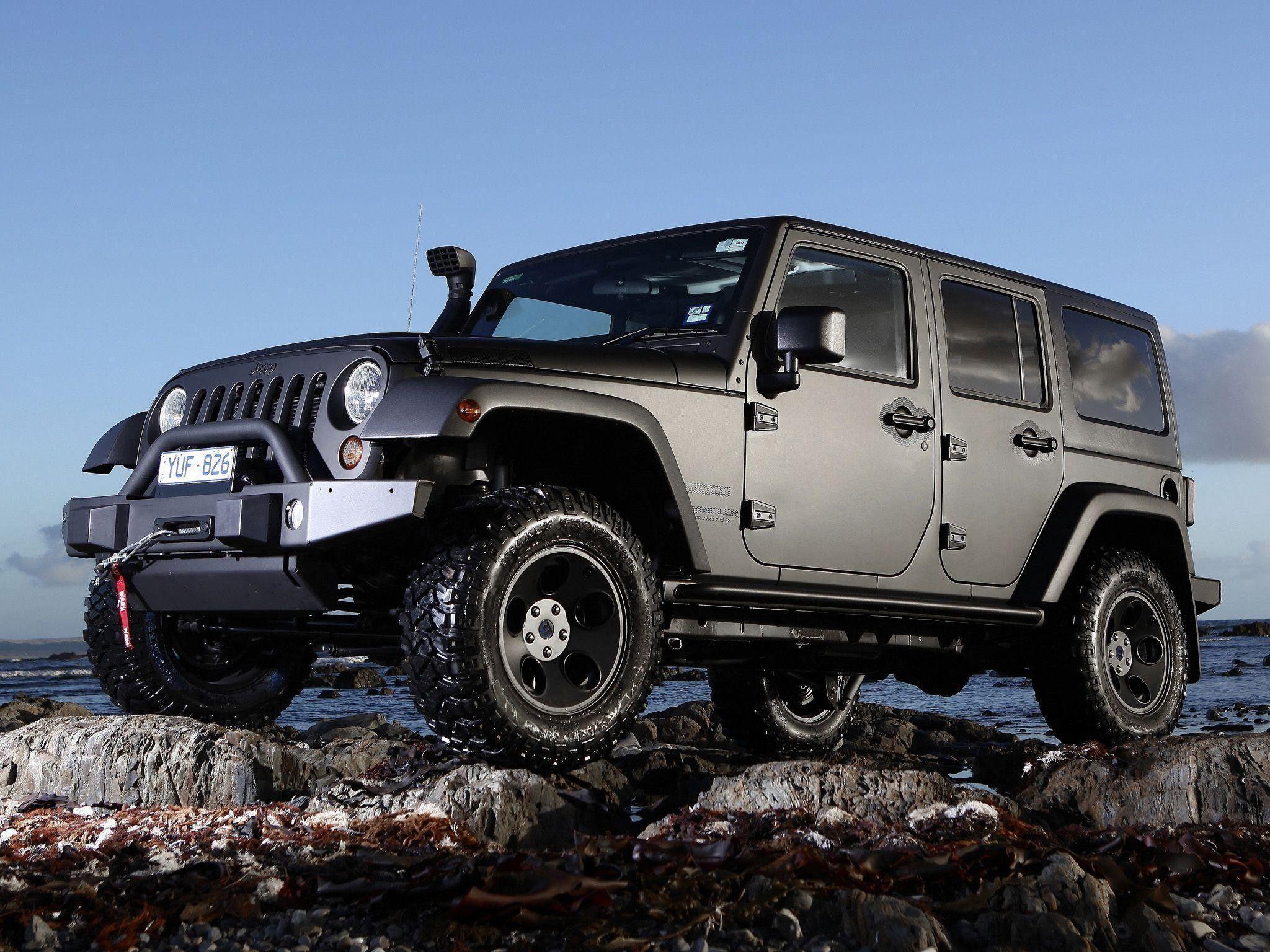 Luxury Wallpaper Jeep Wrangler Rubicon Di 2020