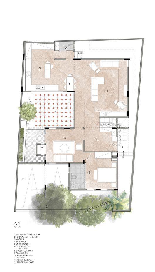 Gallery of House Sampada 1leapingfrog Studio 2