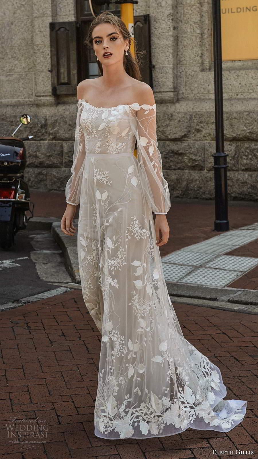 Elbeth Gillis 2021 Wedding Dresses — Grace Bridal