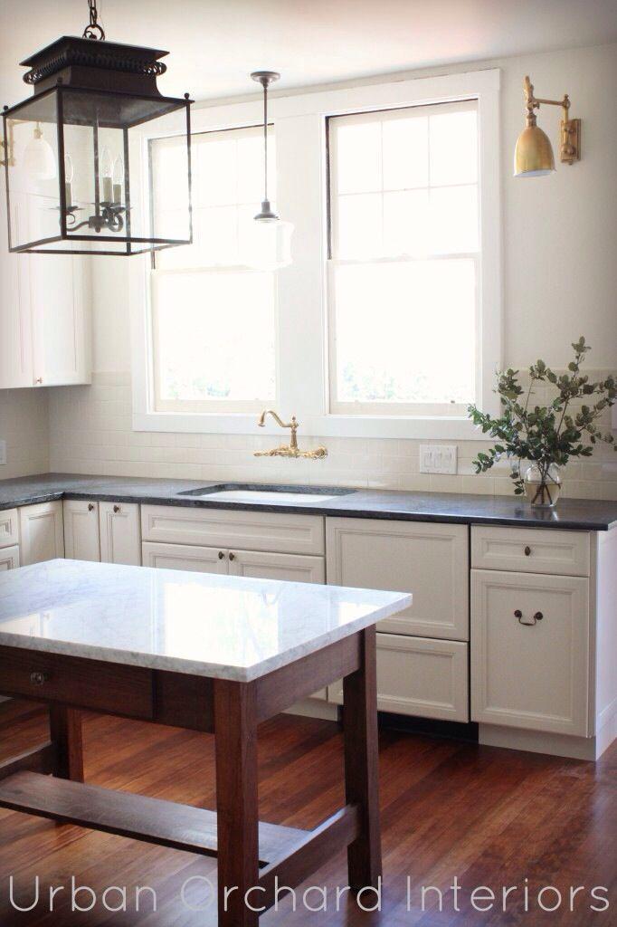 Client kitchen remodel. Www.urbanorchardinteriors.com