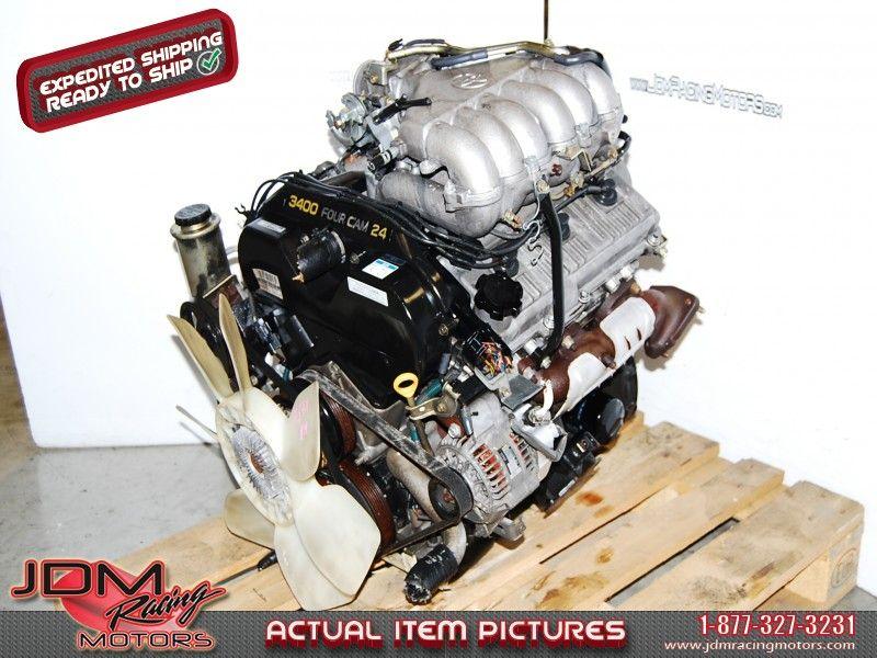 JDM Toyota Tacoma 5VZ-FE Engine 4Runner & T-100 v6 3 4 Motor