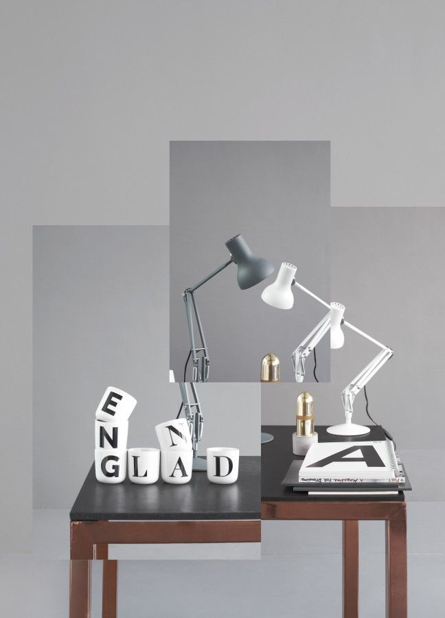 New Work From Yellows Studio Scandinavian Interior Style Anglepoise Yellow Photography