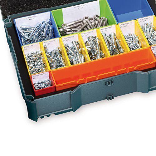 Tanos Kit d'étiquetage: Price:12.36Nos kits pour boîtes d'étiquetage Tanos Mini-Systainer ® T-LOC I composé de divers steckkarten,…