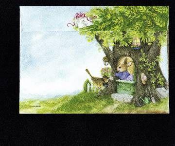 "Home » 3-1/2"" Light Yellow Holly Pond Hill Bunny Garden Easter Egg ..."