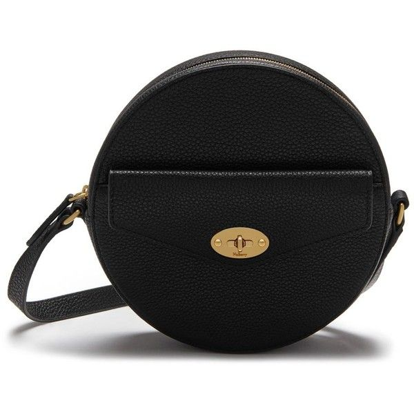 14529fcd6cf Mulberry Darley Round Clutch ($640) ❤ liked on Polyvore featuring bags,  handbags, clutches, black, mulberry purse, cross-body handbag, mulberry  crossbody, ...