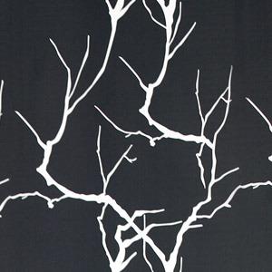 Branch Black/White Wallpaper from 95% Danish