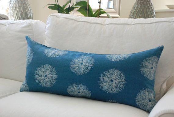 Kelly Wearstler Sea Urchin Pillow by ModernCoastal on Etsy, $120.00