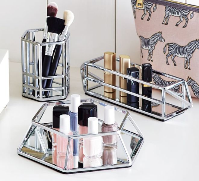 20 Truly Innovative (and Instagrammable) Ways to Store Your Beauty Products images