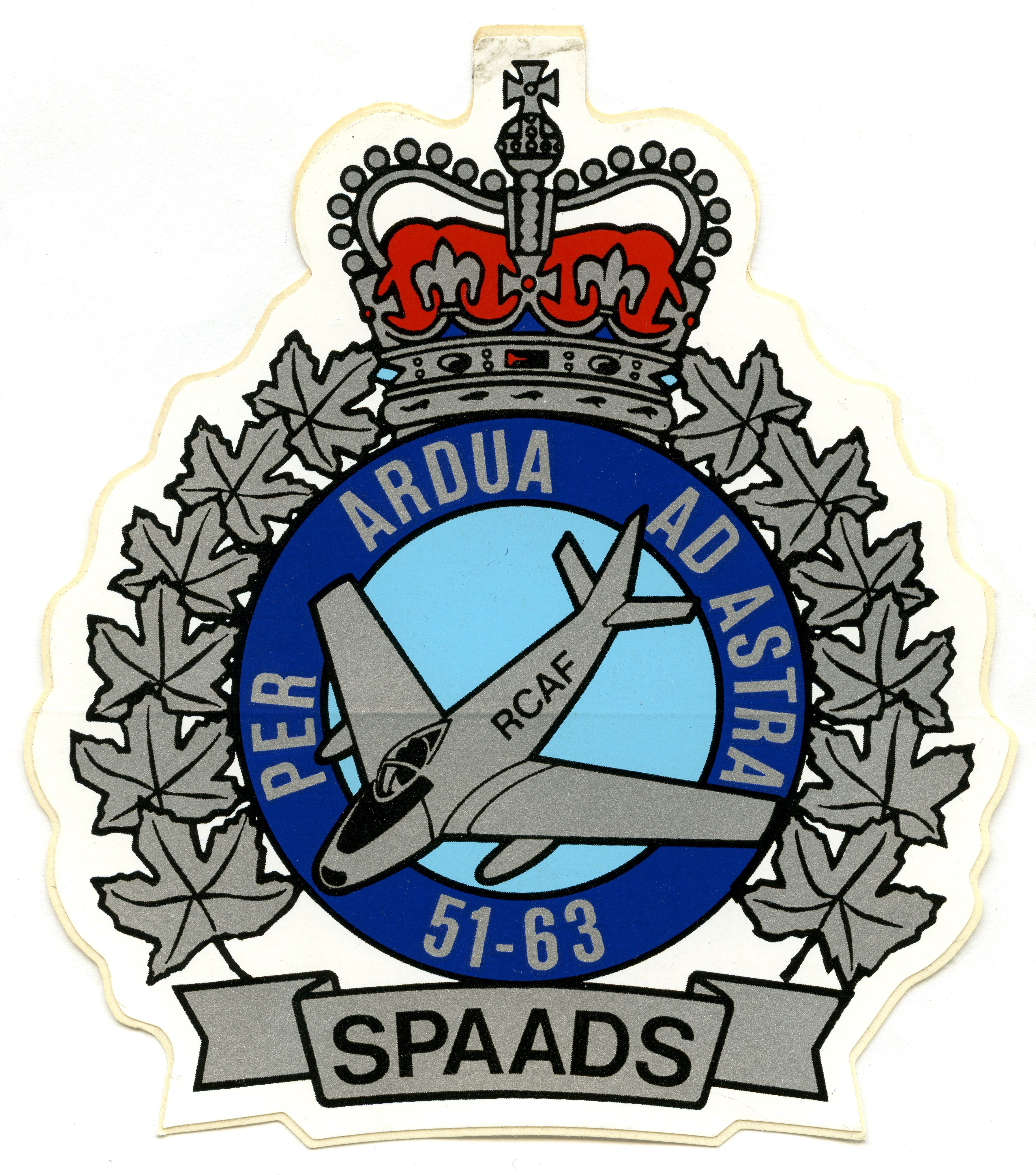 SPAADS Sabre Pilots Association of the Air Division
