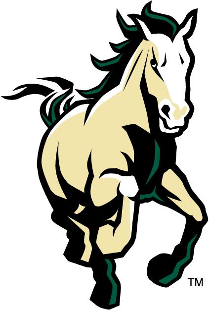 Cal Poly Mustangs Alternate Logo Mustang Logo Sports Logo Design Horse Logo