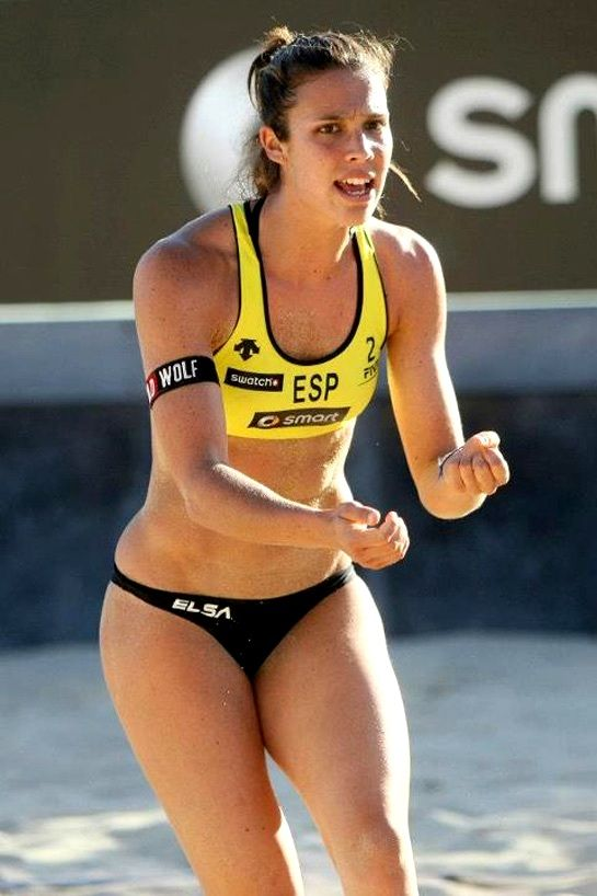 Sand volleyball female players of dating 6