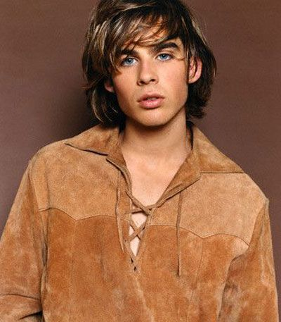 Ian in his younger years as Huck in Tom Sawyer.