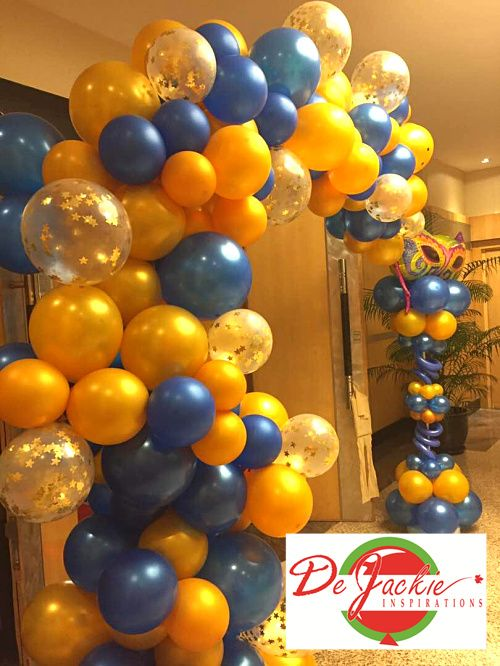 Balloon decorations for events such as weddings birthday parties balloon decorations for events such as weddings birthday parties corporate openings and launchings in junglespirit Choice Image