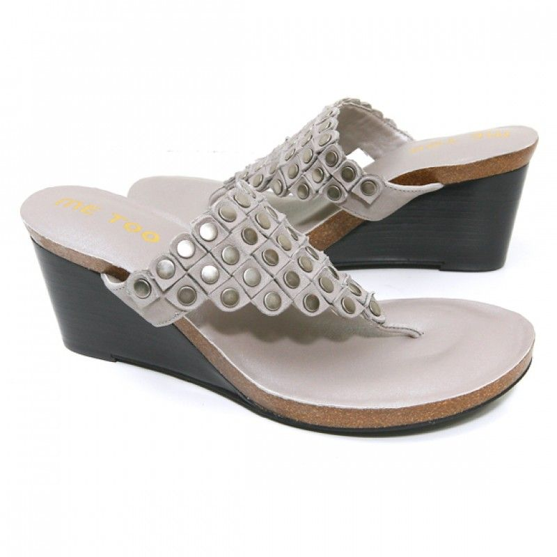 Me Too 'Kelee' Wedge (Stone)