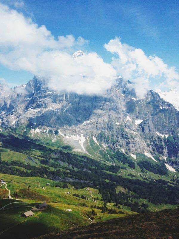 Grindelwald, Switzerland | kailenj | VSCO Grid