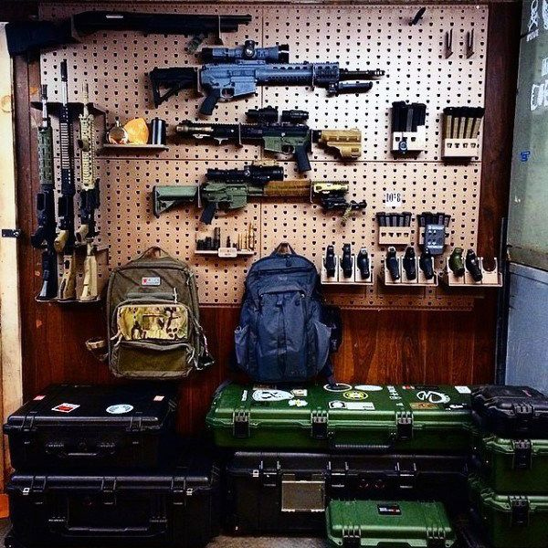 Top 100 Best Gun Room Designs